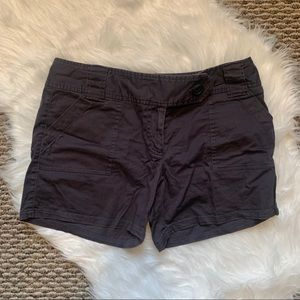 The Limited Drew Fit Navy Blue Shorts Size 6